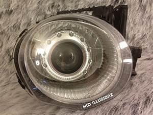 Nissan Juke Xenon Headlights 2017