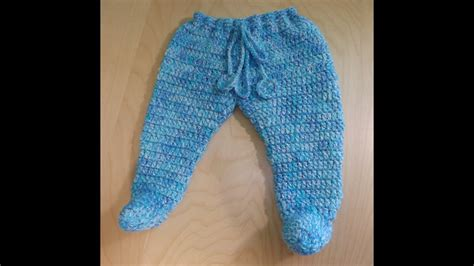 Crochet Pantaloncito para Bebe' YouTube