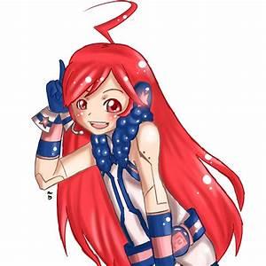Vocaloid Miki by DaDoofus on DeviantArt