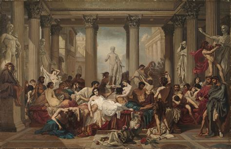 From The Harvard Art Museums' Collections Romans Of The