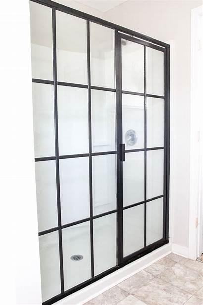 Blesserhouse Shower Industrial Factory Window Showerhead Install