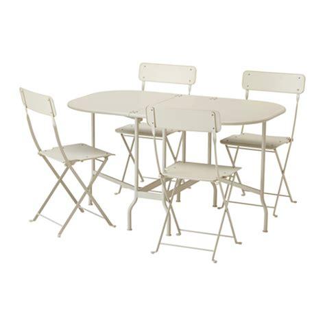 ikea chaises pliantes saltholmen table 4 chaises pliantes extérieur ikea