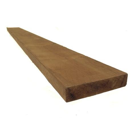 Pressure Treated Deck Boards Rona by Treated Wood Brown 2 In X 8 In X 14 Ft Rona