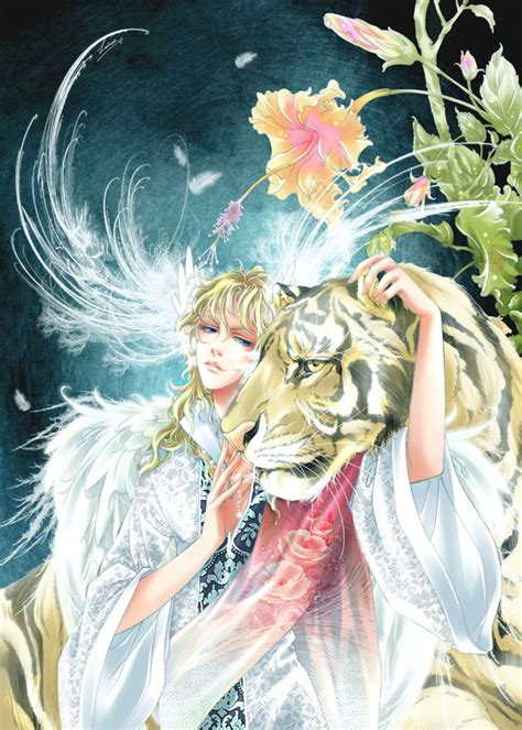 Beautiful Anime Manga Illustration Da Men Magazİne