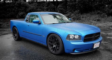 Real-life Dodge Charger Ute Can Be Yours For Just ,500