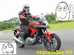Honda Nc 700 : nc 700 honda primeiras impress es pr s x contras ~ Melissatoandfro.com Idées de Décoration