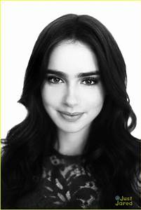 Lily Collins Unibrow - Hot Girls Wallpaper