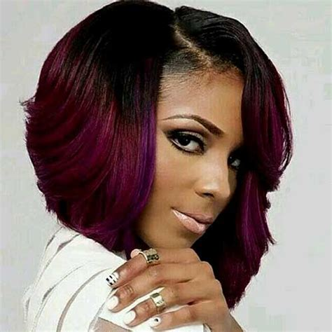 Black Weave Bob Hairstyles by Weave Hairstyles For Black The Best