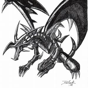 Red Eyes Black Dragon by Danno-kun on DeviantArt