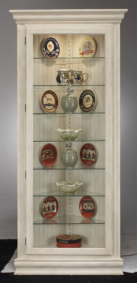 painted curio cabinets ideas  pinterest curio