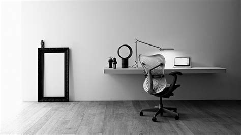 floating desks wall mounted for small home office design