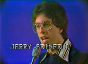 Jerry Seinfeld: Comedy clips from the late 1970s | Bionic ...