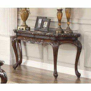 Signature Design By Cross Island Brown Rectangular End Table Cross Island Sofa Console Table By Signature Design By
