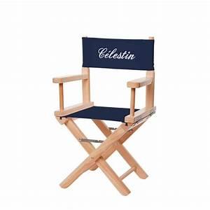 Chaise Metteur En Scène Bébé : toiles de remplacement chaise metteur en sc ne ma petite chaise ~ Melissatoandfro.com Idées de Décoration