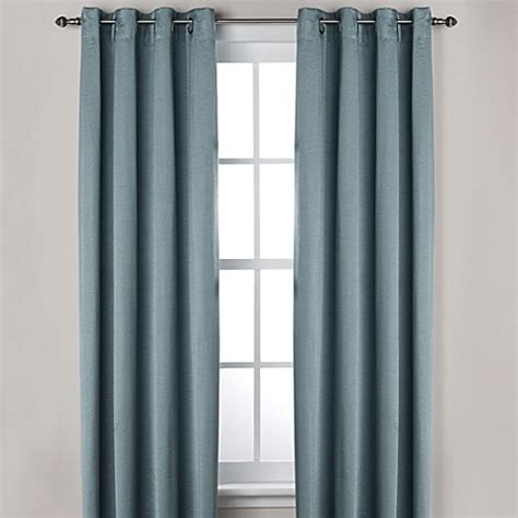 bed bath and beyond blackout shades ashton grommet top room darkening window curtain panel