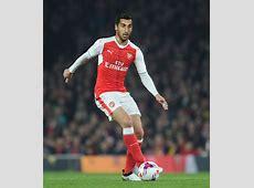 Henrikh Mkhitaryan How Man United star would look in