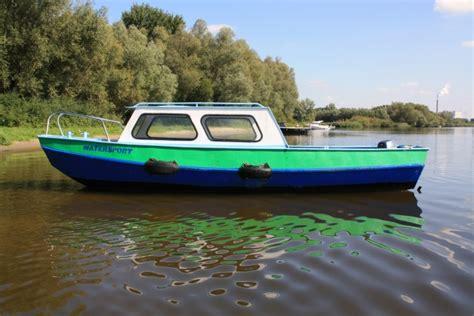 Polyester Kajuitboot Kopen by Kajuitboot Zakelijke Mogelijkheden