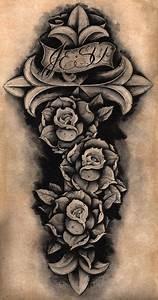 Catholic tattoos, Style and Crosses on Pinterest