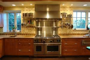 stainless steel backsplash kitchen how to the most of stainless steel backsplashes