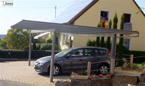Carport  Amon Metallbau