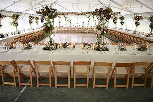How to Pick A Wedding Reception Table Setup For Your Big Day