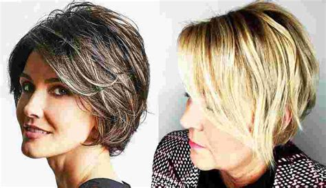Haircuts For Older Women 2018