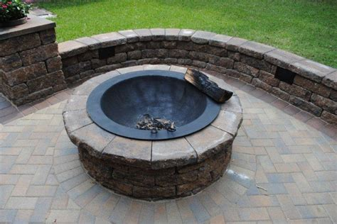 pit bowl insert firepit insert american made 36 quot pit insert pits
