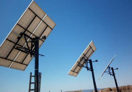 Практика применения солнечных модулей на поворотных механизмах Школа для электрика все об электротехнике и электронике
