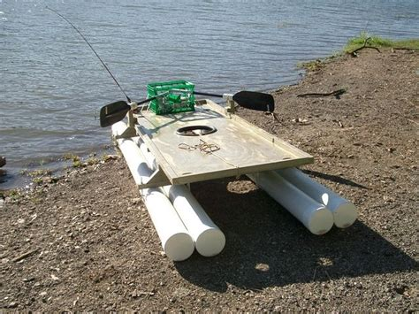Small Boat Pontoons by Small Pontoon Boat Plans Cars Boats And Motor