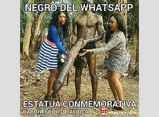 Meme homenaje al negro del whatsapp Memes que te harán reir