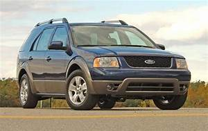 Maintenance Schedule For 2005 Ford Freestyle