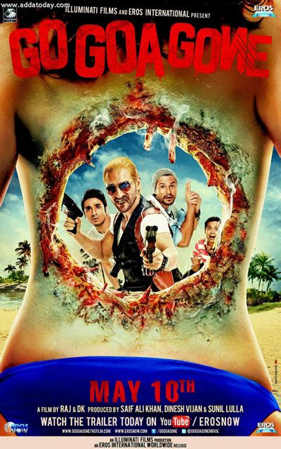 goa  review  watchable comedy facenfacts