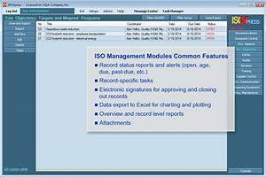 imsxpress iso 140012015 document control and With iso document control software