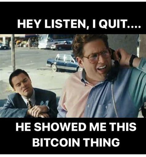Bitcoin Meme - me in 10 years bitcoin