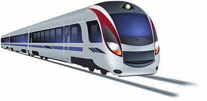 Train Clipart Transparent Rail Clip Transport Drawing