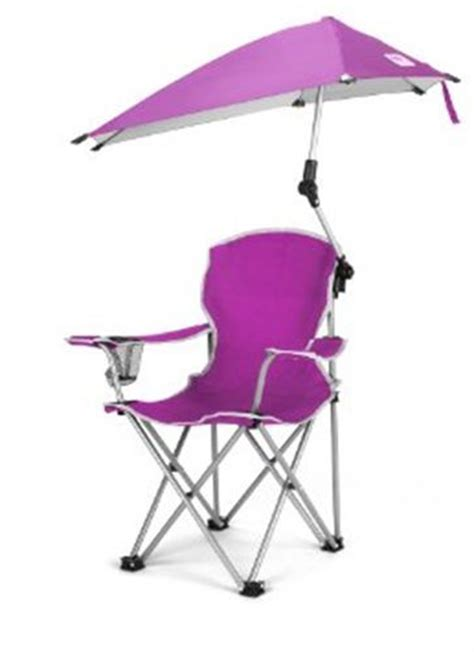 sport brella recliner chair uk size fuchsia adjustable folding deck patio pool