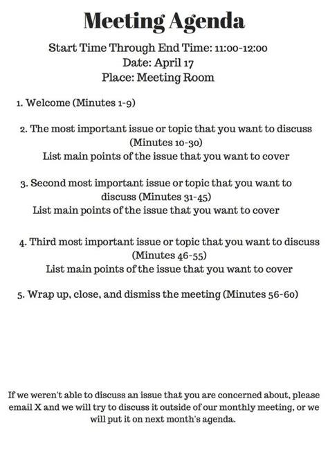 bluehostcom meeting agenda team meeting agenda