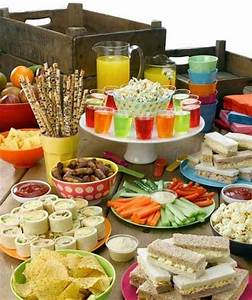 party food ideas for kids finger foods Nice Decoration