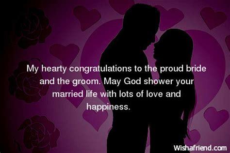 hearty congratulations   proud wedding