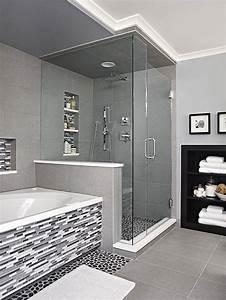 best 25 bathroom ideas ideas on pinterest With carrelage adhesif salle de bain avec basket a led