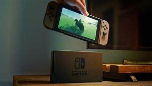 Nintendo Switch Is Not Backwards Compatible With Physical