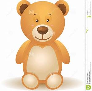 Cute Teddy Bear Royalty Free Stock Images - Image: 33244029