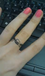wedding ring finger tattoos mini designs you must pretty designs