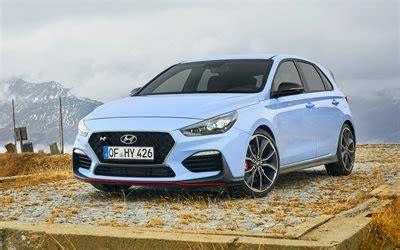 Download Wallpapers Hyundai I30 N, Tuning, 2018 Cars, New