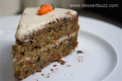 dessertbuzz more great vegan desserts carrot cake from vegan divas