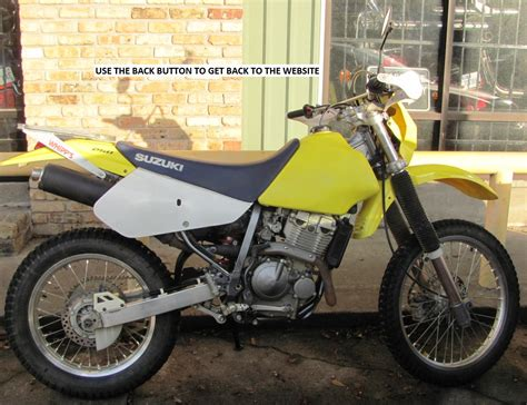 used motocross sold another happy customer 2007 suzuki dr250cc used off