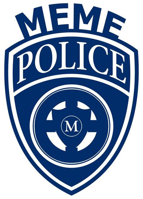 Meme Police - meme police badge