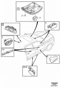 33 Volvo V70 Parts Diagram