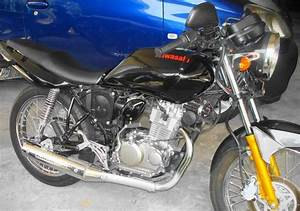 Bajaj Wind 125  Best Photos And Information Of Modification