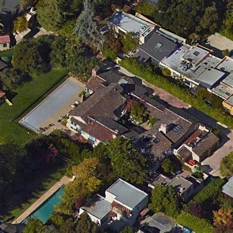 larry pages house  palo alto ca google maps
